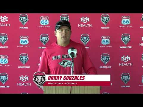 """Danny Gonzales: """"I don't think we were mentally prepared to play that game"""""""