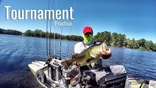 Topwater FISHING!!! HobiePA14 takes on Lake Raven Bass