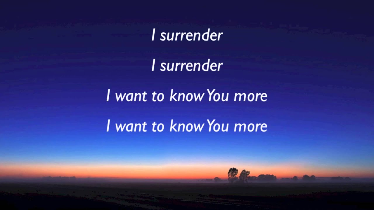i surrender all to you mp3 download free download
