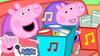 Recycling Day - Recycling Song | Peppa Pig Songs | Peppa Pig Nursery Rhymes & Kids Songs