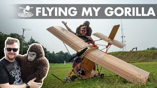 Sending my Gorilla to the Blue Yonder - Video Youtube