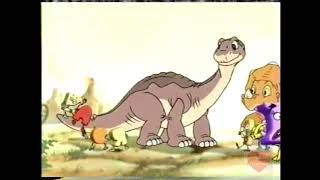 Alpha-Bits Cereal | Television Commercial | 2000 | The Land Before Time