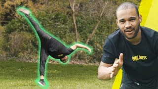 Learn to AERIAL on Grass | The EASIEST Way!
