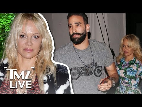 [TMZ]  Pam Anderson: Dumped BF After Proposal