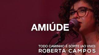 Roberta Campos   Amiúde (Ao Vivo) (DVD)