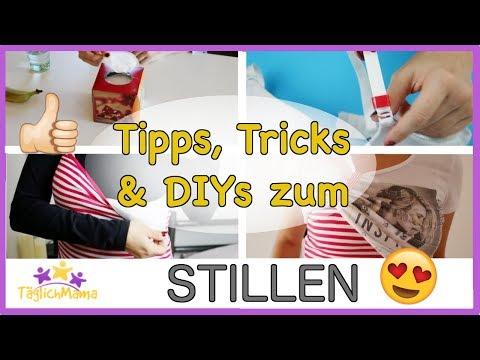 8 STILL HACKS / MOM HACKS für Stillende Mamis / breastfeeding hacks / Täglich Mama
