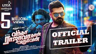 Vantha Rajavathaan Varuven - Official Trailer