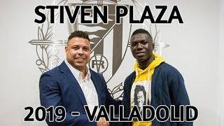 El Día Que STIVEN PLAZA Se Ganó el Respeto de Ronaldo●Stiven Plaza Jugadas Goles l Valladolid 2019