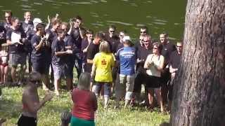 preview picture of video 'Drachenboot Cup 2014 Siegerehrung'