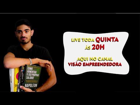 """8ª LIVE: """"MKT DIGITAL O QUE É DE VERDADE?"""""""