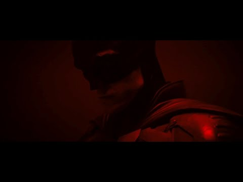 The Batman電影海報
