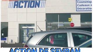 [Vlog] J'ai fait l'ouverture du magasin ACTION DE SEVRAN lol😎 Mercredi 26 avril.