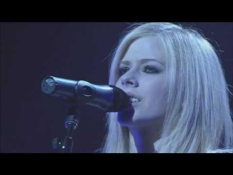 Avril Lavigne Live Take me Away [HD]