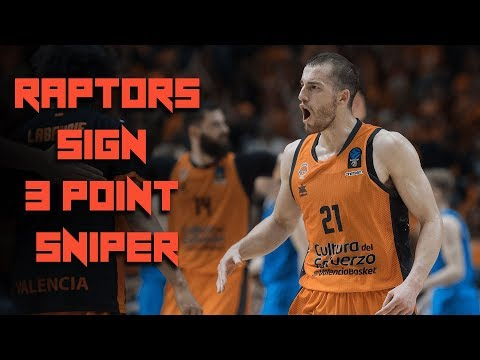 Raptors SIGN Three Point SNIPER - Toronto Brings in Matt Thomas on THREE Year Contract