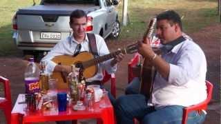 Marcos Canella e Alex Santana