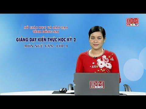 Ôn tập kiến thức HK1- Môn Ngữ Văn - lớp 9 (17-03-2020)