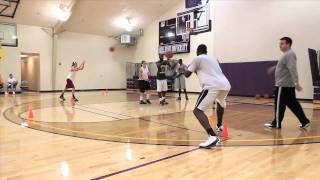 Coach Barnes Basketball Academy Pro/College Basketball Training