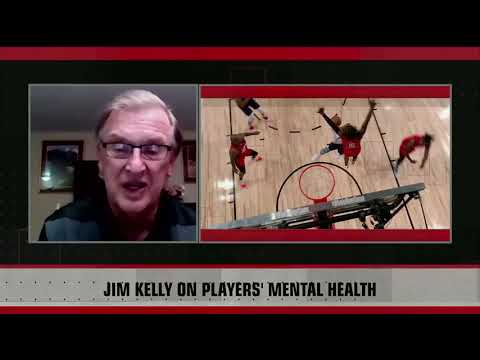 [Sport5]  Players' mental health inside bubble