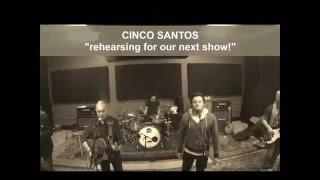 Cinco Santos Live Dec/10/15