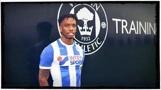 Ivan Toney joins Wigan on loan