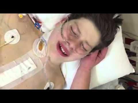 Trevor Sullivan: Organ donation makes a difference (full clip)