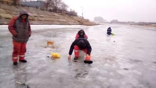Отчет о рыбалка на реке урал атырау