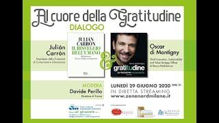 Al cuore della Gratitudine - Dialogo con Julián Carrón e Oscar Di Montigny