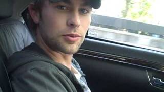 Чейс Кристофер Кроуфорд, Grazia talks to Chace Crawford