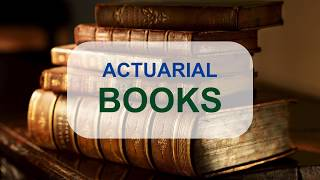 15 Must Read Actuarial Books