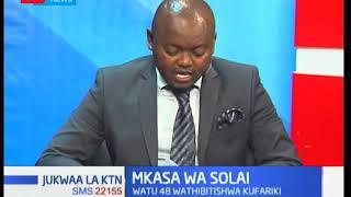 Mkasa wa eneo la Solai ,watu 48 wathibitishwa kufariki