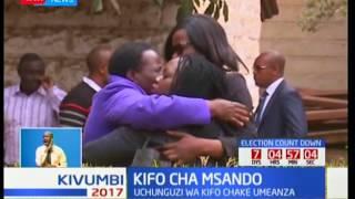 Karatasi za uchaguzi zawasili nchini huku Rais Uhuru akikita kambi Kisii: KTN Leo pt 1