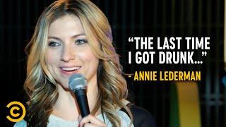Why Annie Lederman Quit Drinking