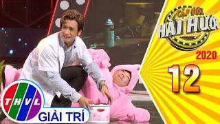 Cặp đôi hài hước Mùa 3 - Tập 12: Tiểu phẩm Cỗ máy thời gian - Thạch Thảo, Samuel An Huỳnh