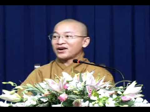Niềm tin của người niệm Phật (25/12/2007) Thích Nhật Từ