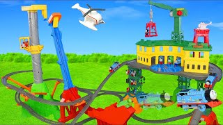 Thomas and Friends Unboxing: Toy Trains from Trackmaster & Wooden Tank Engine Train for Kids