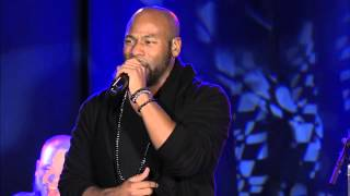 "Anthony Evans Singing ""One Thing Remains"" By Jesus Culture MLB PAO Conference Session 1"