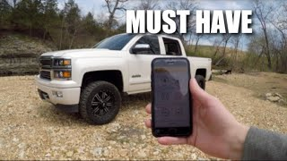 Chevrolet Silverado (The Key FOB You Didn't Know You Had..)