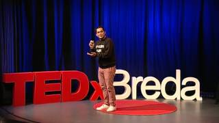 Let's start teaching love | Volkan Tasdan | TEDxBreda