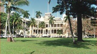 Iolani Palace, Hawaii