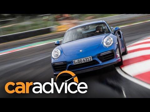 2016 Porsche 911 Turbo S Review