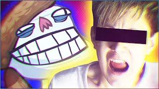 ЭТА ИГРА ПРО ЮТУБ СВЕДЁТ МЕНЯ С УМА! / Trollface Quest: Trolltube