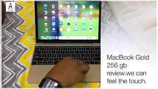 Apple MacBook Gold 256Gb Review