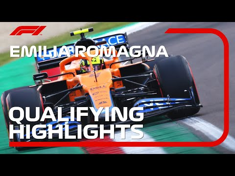 角田裕毅が大クラッシュ。F1第2戦エミリア・ロマーニャGP(イモラ)予選のハイライト動画