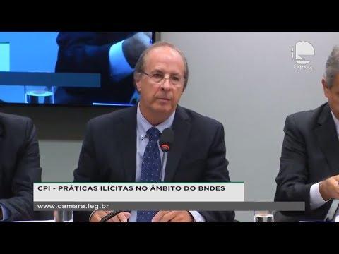 CPI do BNDES - Depoimento de Eduardo Rath Fingerl, diretor da BNDESPar - 22/08/19