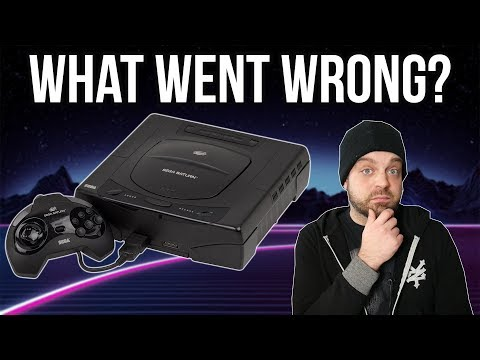 The Sega Saturn: What Went WRONG! | RGT 85