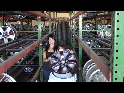 Factory Original GMC Acadia Rims & OEM GMC Acadia Wheels – OriginalWheel.com