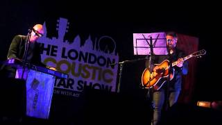Grant Nicholas (FEEDER) Dove Grey Sands..Acoustic live.The London Guitar Show 2012 HD