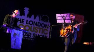 Grant Nicholas (FEEDER) Dove Grey Sands..Acoustic live.The London Guitar Show 2012 HD