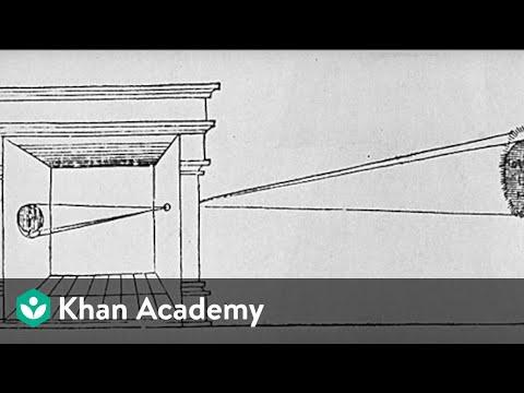 What is a pinhole camera? (video)   Khan Academy