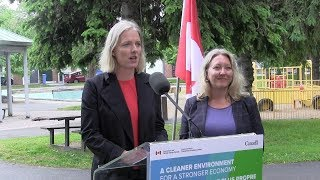 $60 million from federal carbon tax promised for green projects in schools